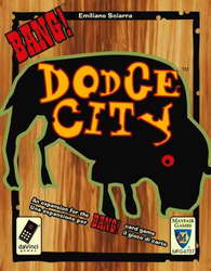 Cover of BANG! Dodge City