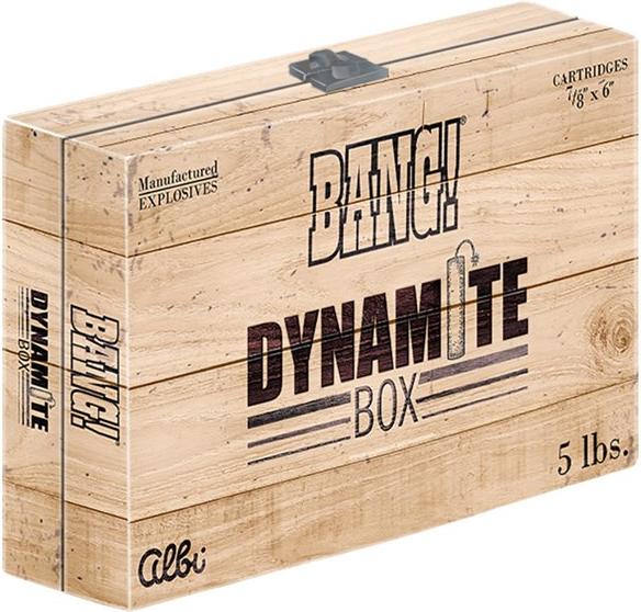 Obal BANG! Dynamite Box