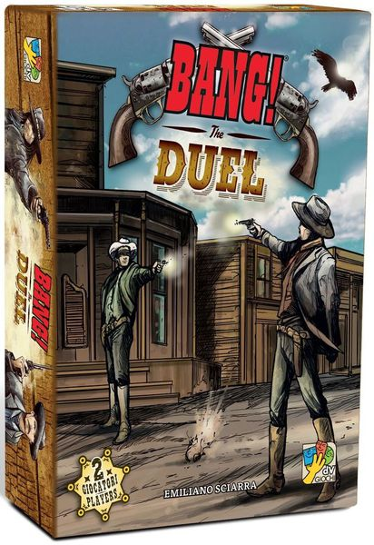 Box image of BANG! The Duel